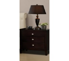 ON SALE! Corry 3 Drawer Nightstand