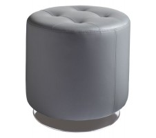 SALE! Modrest Round Swivel Ottoman