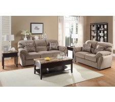 Valentina 2pc. Sofa and Loveseat