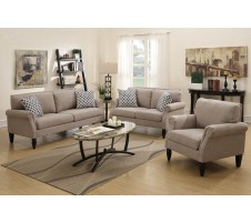 Dolton 3pc. Sofa, Loveseat, Chair Set