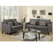 Del Mar Sofa and Loveseat