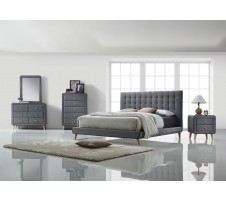 Valdor Queen 4pc. Bedroom Set