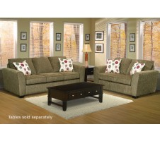 Alston Sofa and Loveseat