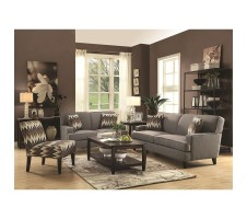 Montgomery 2pc Sofa and Loveseat est