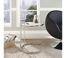ON SALE! Eileen Adjustable Height End Table