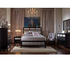 Barzini 4pc. Queen Bedroom Set