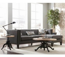 Sawyer 2pc Sectional by Scott living