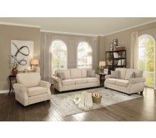 Vachera 2pc Sofa and Loveseat Set