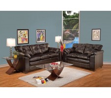 Hayley 2pcs Sofa and Loveseat
