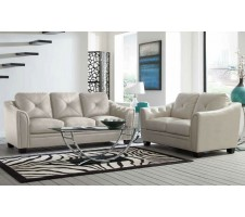 Avison 2pc Sofa and Loveseat Set