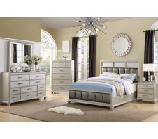 Anabelle II 4pc. Queen Bedroom set