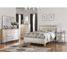 Allegra 4pc. Queen Bedroom Set