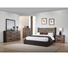 Weston 4pc. Queen Platform Bedroom Set