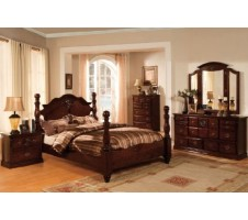 Tuscany 4pc. Queen Bedroom set