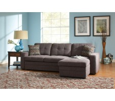 Guston Sectional with pull out bed