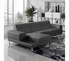 Stella Sectional in grey
