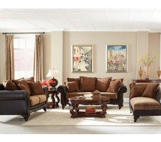 Bastille 2pc. Sofa and Loveseat