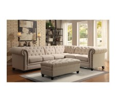 Roxanne 2pc Sectional