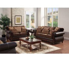 Franklin Sofa and Loveseat