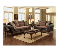 San Roque Sofa and Lovseat Set