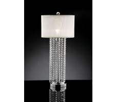 Orla Table Lamp with crystal
