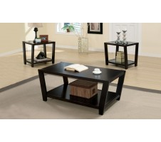 Manhattan  3 Piece Coffee Table/End Table Set