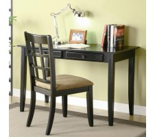 Longoria Desk w/ Drawers and Chair