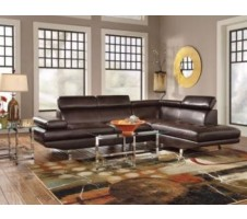 Piper 2pc. Sectional - espresso