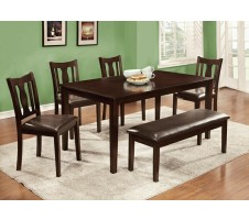 6 pc Northvale Dining Set