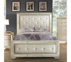 Victoria Padded Bed Frame