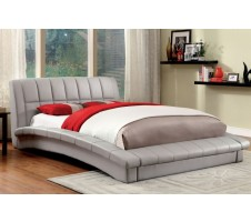 Visella Queen platform Bed