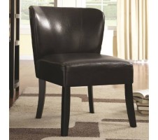 Riva Accent Chair in espresso