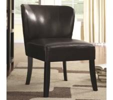 Riva Accent Chair in espresso