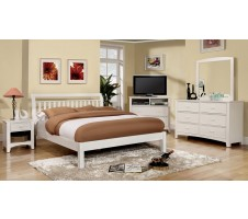 Corry Bedroom Set - White