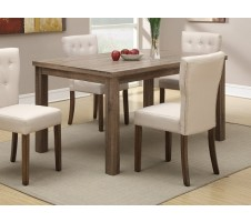 Danielle 5pc. Dining Set -ivory