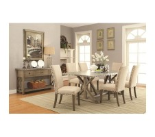 Nacey 7pc. Dining Set
