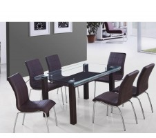 Nova 7pc. Dining Set