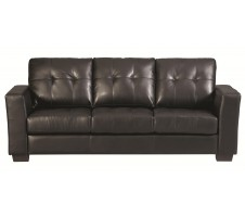 London Black Sofa