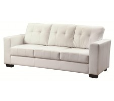 London White Sofa