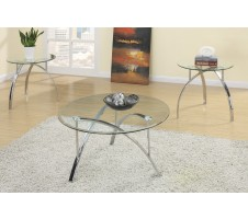 Conelly 3pc. Coffee table set