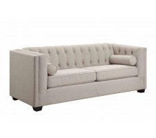 Hampshire Sofa  in ivory