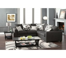 Vera Gray Sectional