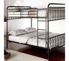 Oria Metal Bunk Bed