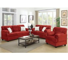 Carrie 3pc. Sofa, Loveseat, Chair