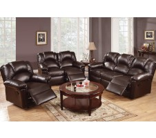 Roma Reclining Sofa and Loveseat