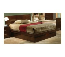 Jessica Platform Bed with Lighting