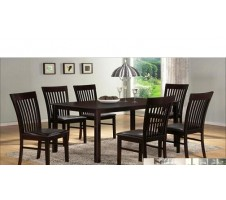 Merlot 7pc. Dining Set