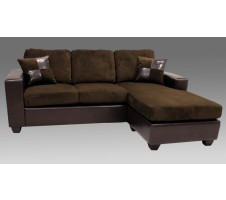 Aspen Sectional -reversible
