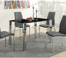 Tanner 5pc. modern Dining Set