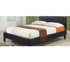 Diamond Queen Platform Bed Frame